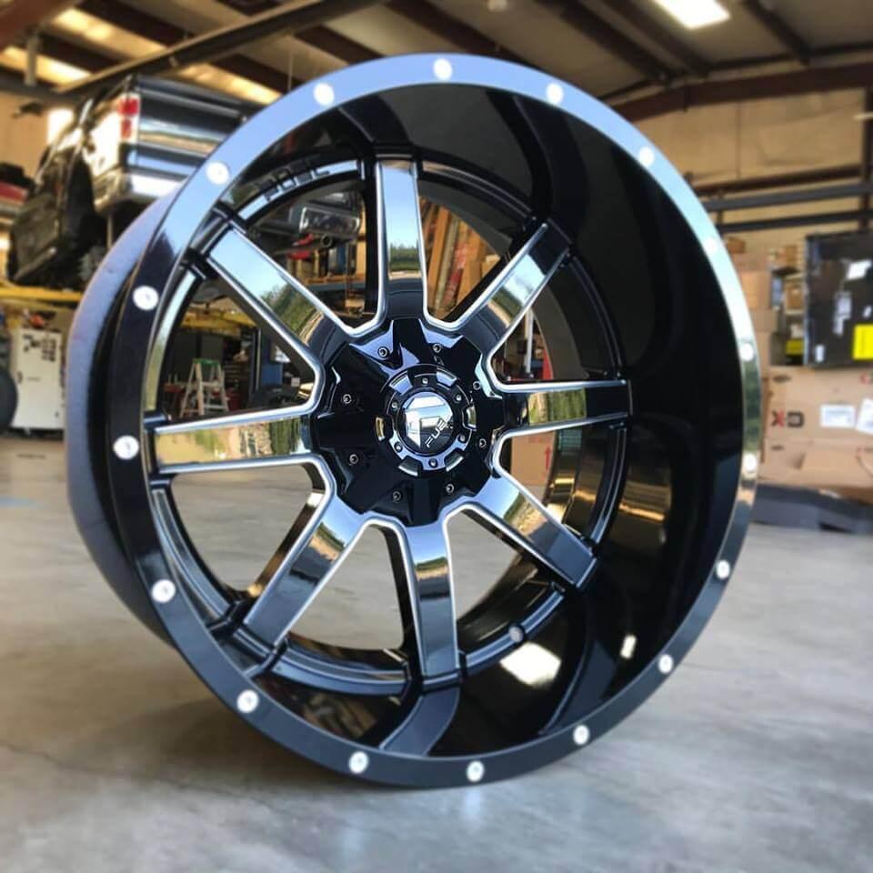 Truck Wheels And Tires >> Auto Customization Project Portfolio Custom Cars Trucks And Suvs