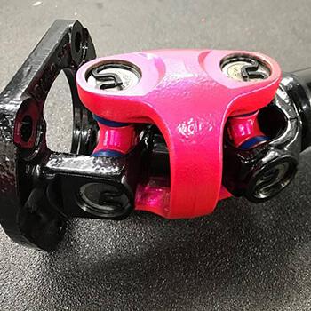 sema build pink part