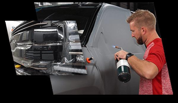 truck customization services by rhr custom automotives